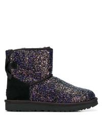 UGG Australia Bow Cosmos Glitter Boots