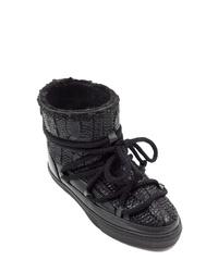 Inuikii Galway Genuine Sheepskin Sneaker Boot