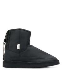 Suicoke Lace Up Snow Boots