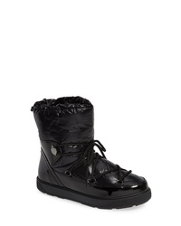 Moncler Stivale Lace Up Boot