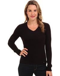 U.S. Polo Assn. Acrylic V Neck Sweater