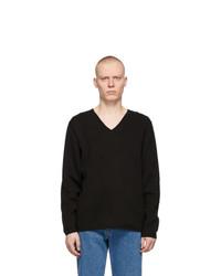 Séfr Black Linus Sweater