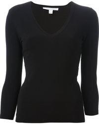 Diane von Furstenberg V Neck Sweater