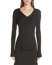 Stella McCartney Front Slit Sweater