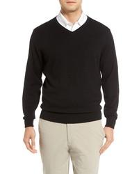 Cutter & Buck Lakemont V Neck Sweater