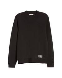 Valentino Maglia V Neck Sweater
