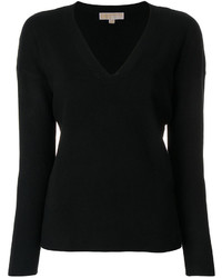 MICHAEL Michael Kors Michl Michl Kors V Neck Sweater