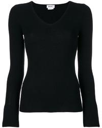 DKNY Ribbed Sweatshirt