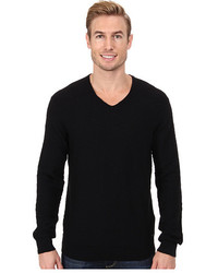 Calvin Klein Jeans Slub V Neck Sweater