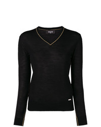 Dsquared2 V Neck Sweater