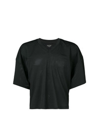 Fear Of God Cropped V Neck Manuel T Shirt