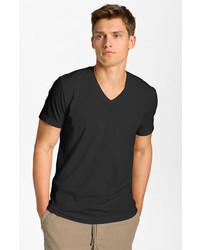 en Perse James con V camiseta cuello Negro 5 Jersey BgBPXTq