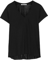 Helmut Lang Mirco Modal Blend Jersey T Shirt