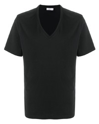 Eleventy Plain V Neck T Shirt