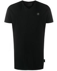 Philipp Plein Rear Logo Print T Shirt