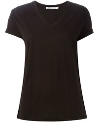 T by v neck t shirt medium 397791