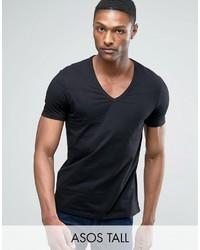 7fe4be4fd Men's V-neck T-shirts by Asos   Men's Fashion   Lookastic.com