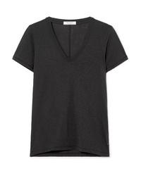 Rag & Bone The Vee Pima Cotton Jersey T Shirt