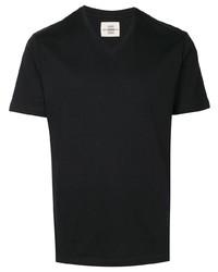 Kent & Curwen V Neck Short Sleeve T Shirt