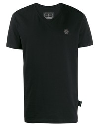 Philipp Plein V Neck T Shirt
