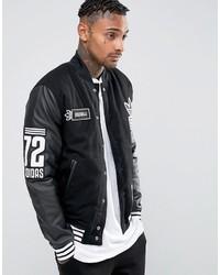 adidas Originals Badge Varsity Jacket Ay9148
