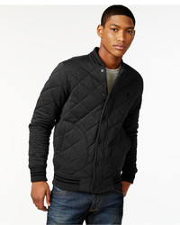 Hurley All City Rivermouth Quilted Baseball Jacket