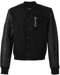 Apus varsity jacket medium 394211