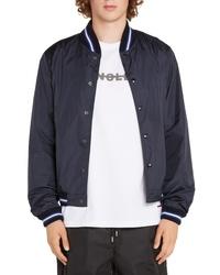 Moncler Dubost Varsity Baseball Jacket