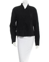 Nina Ricci Mesh Varsity Jacket
