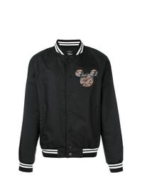 Marcelo Burlon County of Milan Mickey Bomber Jacket