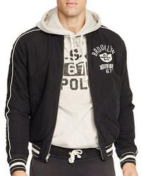 Polo Ralph Lauren Poplin Varsity Jacket
