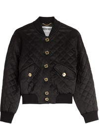 Quilted bomber jacket medium 435966