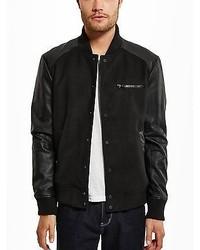 GUESS Walton Varsity Jacket