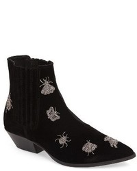 Topshop Ants Ankle Boot