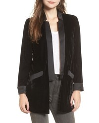 Curran velvet blazer medium 6466415