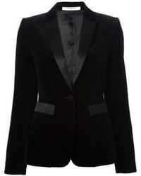 Givenchy Velvet Blazer