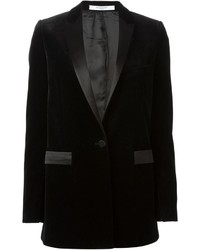Givenchy Velvet Smoking Jacket