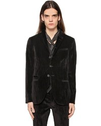 John varvatos cotton velvet jacket medium 599872