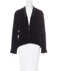 Tory Burch Long Sleeve Velvet Blazer W Tags