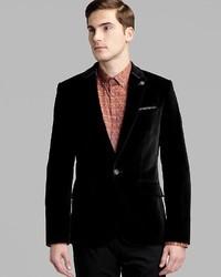 Ted Baker Prancy Velvet Blazer