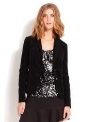 QMack Jacket Velvet Blazer