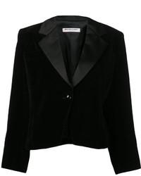 Saint Laurent Yves Vintage Velvet Blazer
