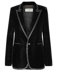 Women's Black Velvet Blazers from NET A PORTER.COM | Women's