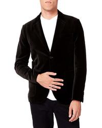 Good Man Brand Slim Fit Velve Dinner Jacket