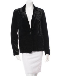 Rag & Bone Velvet Notch Lapel Blazer W Tags
