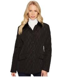 Lauren Ralph Lauren Velvet Trim Heritage Blazer Quilt Jacket