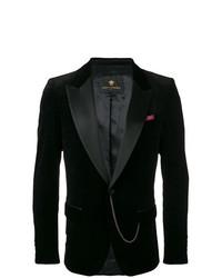 Lords And Fools Velvet Tuxedo Blazer
