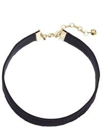 Vanessa Mooney 1 Velvet Choker Necklace
