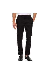 McQ Peg Leg Trouser Casual Pants Velvet Black