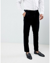 Jack & Jones Premium Slim Fit Velvet Suit Trouser